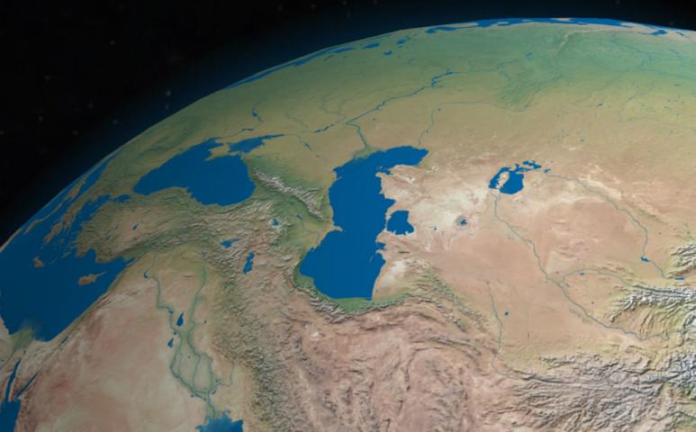 Mi lesz veled Kaszpi-tenger?