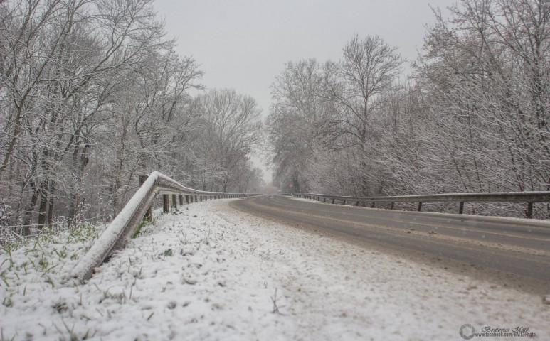 Viharos széllel, hófúvással érkezik a hidegbetörés
