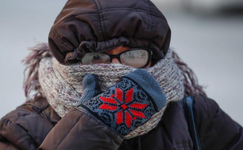 Az USA északi részén fogvacogtató -45°C is előfordul a hidegbetörés miatt