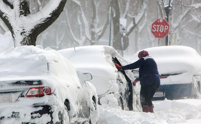 Az extrém hideg az USA-ban, a gázellátást is érinti