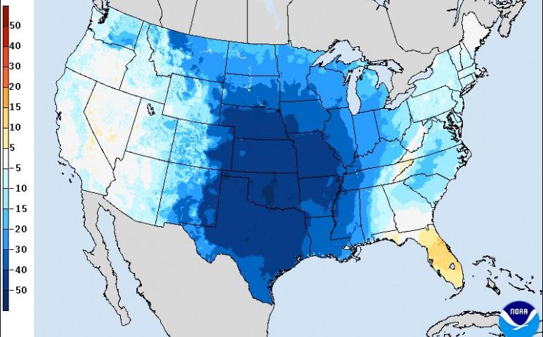 Extrém hideg és sorra dőlő rekordok az USA-ban