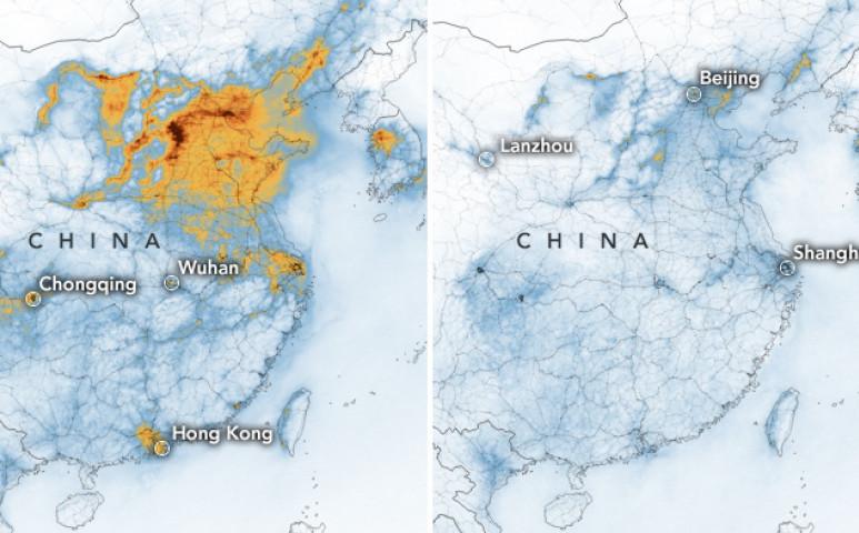 A pandémia a környezetvédelem oldalán áll? Lehet, de az újranyitás már kicsit sem...