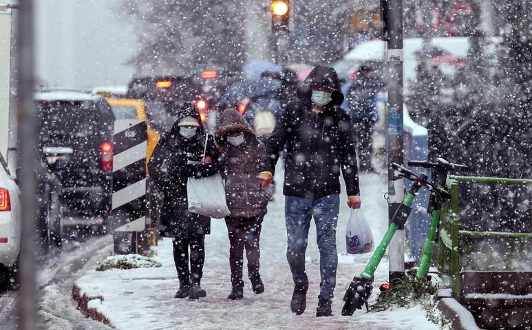 Havazott Isztambulban