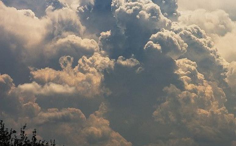 Rekordhideget, -111°C-ot mértek egy felhő tetején