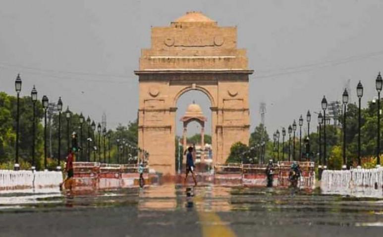 Indiában 40°C-kal búcsúzik a március