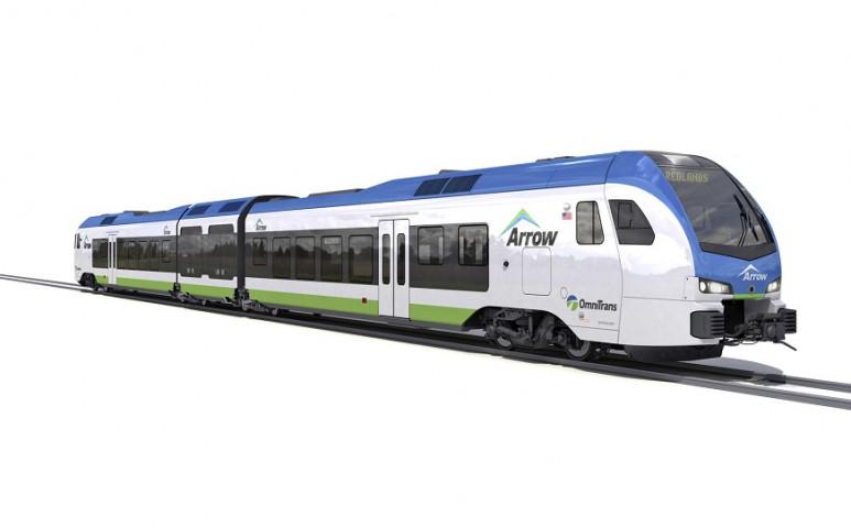 Jönnek a hidrogén vonatok