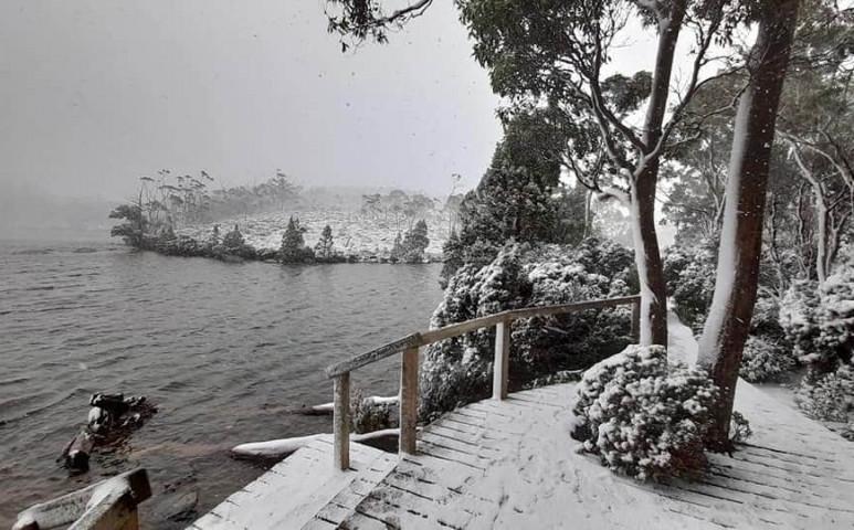 A nyárból a télbe - Ausztrália egy hete