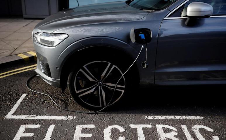 A Volvo a gyártás során sem akar károsanyag-kibocsátást az üzemében