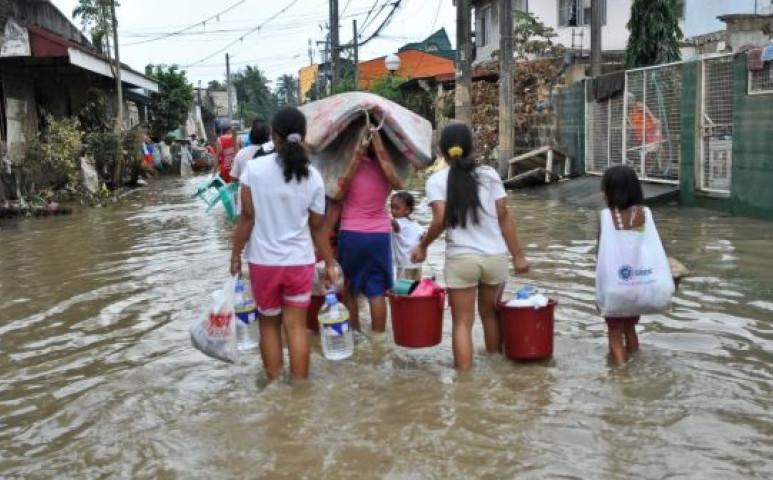 Több embert foszt meg az otthonától a klímakatasztrófa, mint a háborúk!