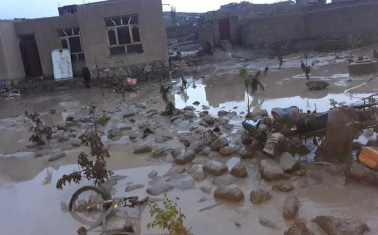 Afganisztánban eddig 22 halálos áldozatot követeltek az esőzések, és még koránt sincsen végük