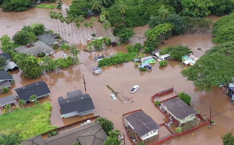 Hawaii klímavészhelyzetet hirdet