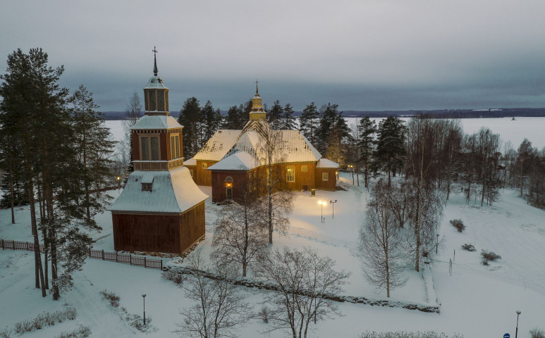 30 centi hóval lepte meg Finnországot a május