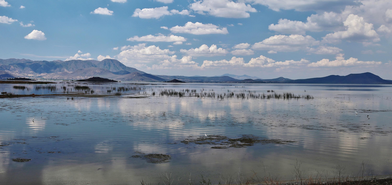 Kiszárad Mexikó második legnagyobb tava - krónika