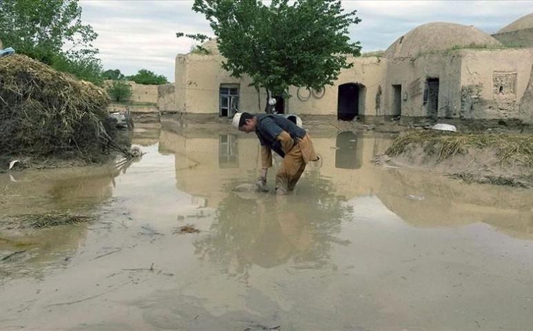 Afganisztán továbbra is fuldoklik a csapadékban