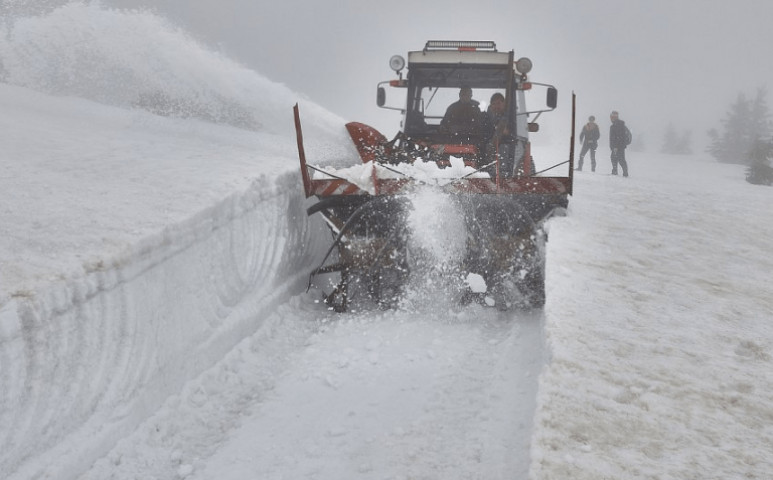 Havazott Csehországban, de jön még hideg máshova is