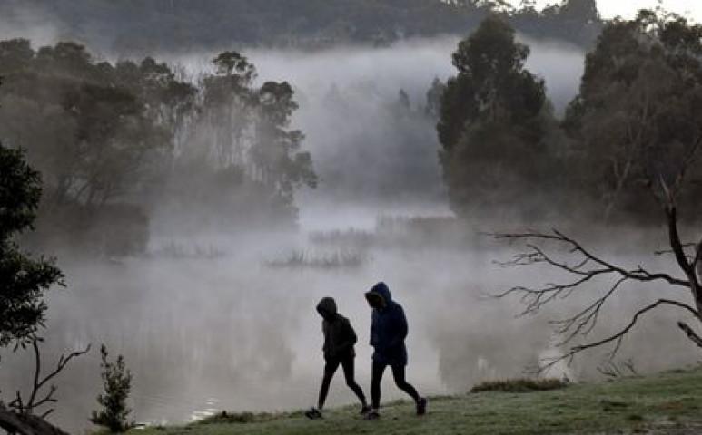 Kifejezetten fagyosra sikerült a május Ausztrália egyes részein
