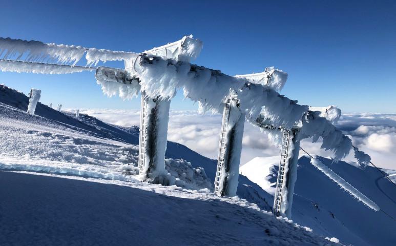 5 méter hó hullott Új-Zélandon a hatalmas mennyiségű eső mellett