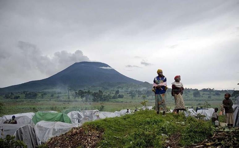 Csendesedik a Nyiragongo, a tudósok gyorsan fel is másztak rá felvételeket készíteni