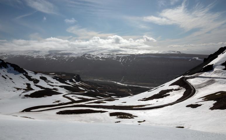 Durva hóvihar ejtette csapdába a turistákat Izlandon