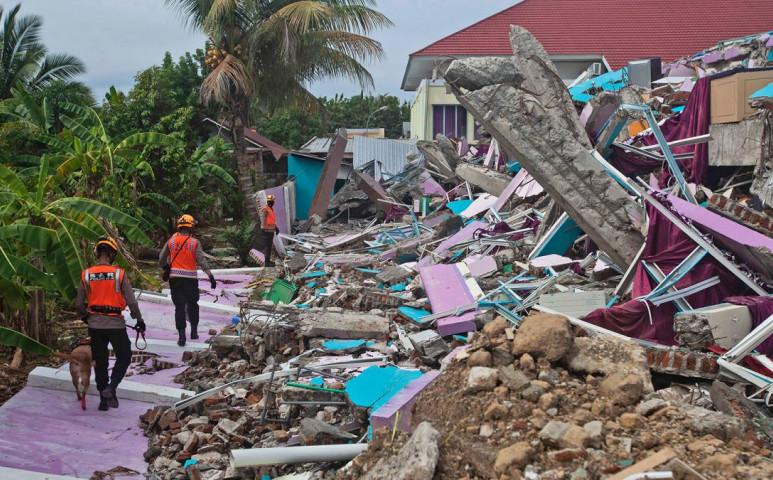 Indonéziában idén 8 katasztrófa történt naponta!