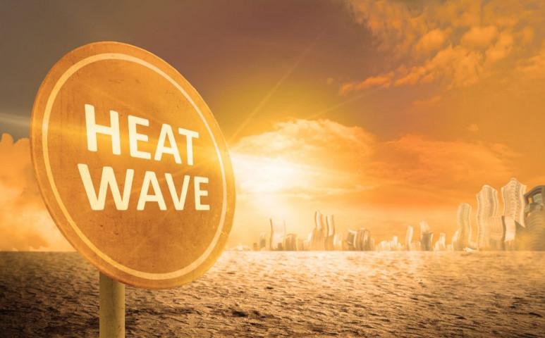Az éghajlat-szakértők szerint sem normális az ilyen korai hőhullám