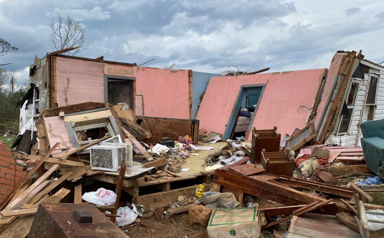 Az USA területén is hatalmas károkat okoztak az év eleje óta futószalagon érkező természeti katasztrófák