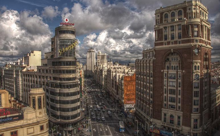 Erdőgyűrűt kap Madrid