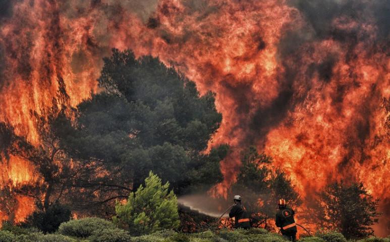 Lángokban áll 1.7 millió hektár Oroszországban