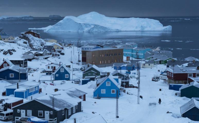 Grönland megtilt minden próbafúrást a területén