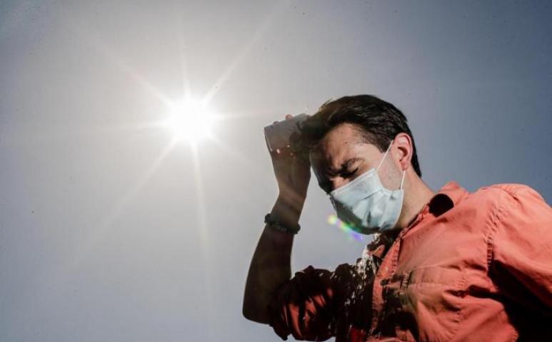 A hét második felére az extrém meleg Olaszországban, Spanyolországban és Portugáliában is megjelenik