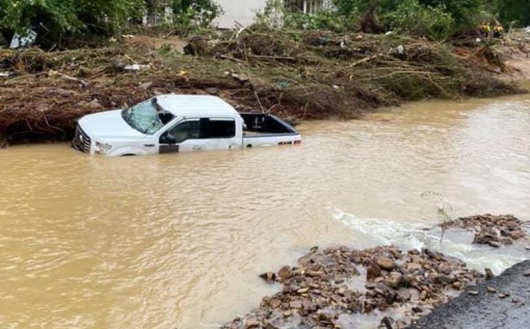 Ida komoly áradásokat és halált is hozott Louisiana államba