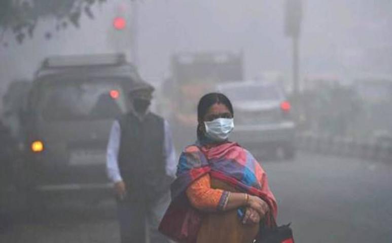 10 évet veszítenek Delhi lakosai az életükből a szmog miatt