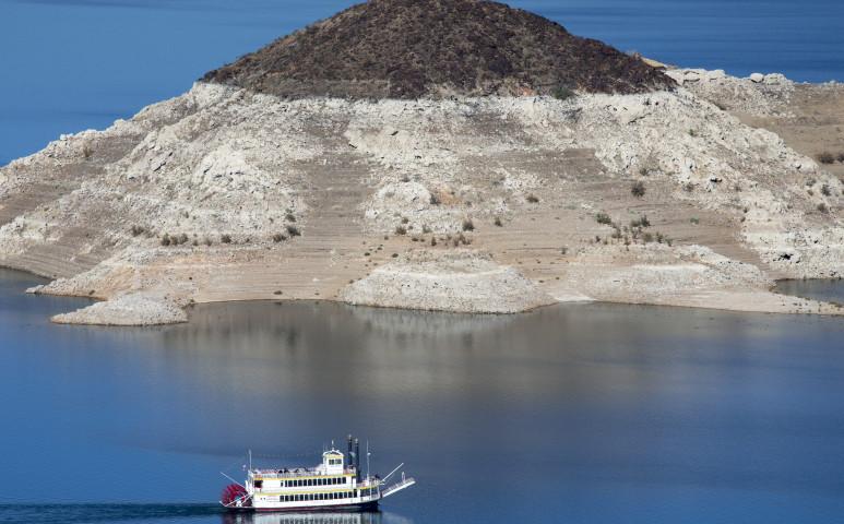 Az óriási szárazság miatt az USA több állama is vízkorlátozásokra kényszerül