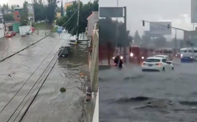 Mexikóban is ölnek a heves esőzések