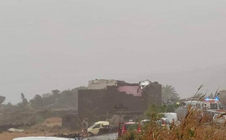 Tornádó pusztított Olaszországban