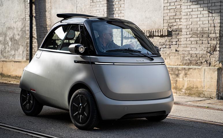 Egy aprócska törpe lehet a legolcsóbb elektromos autó - - -