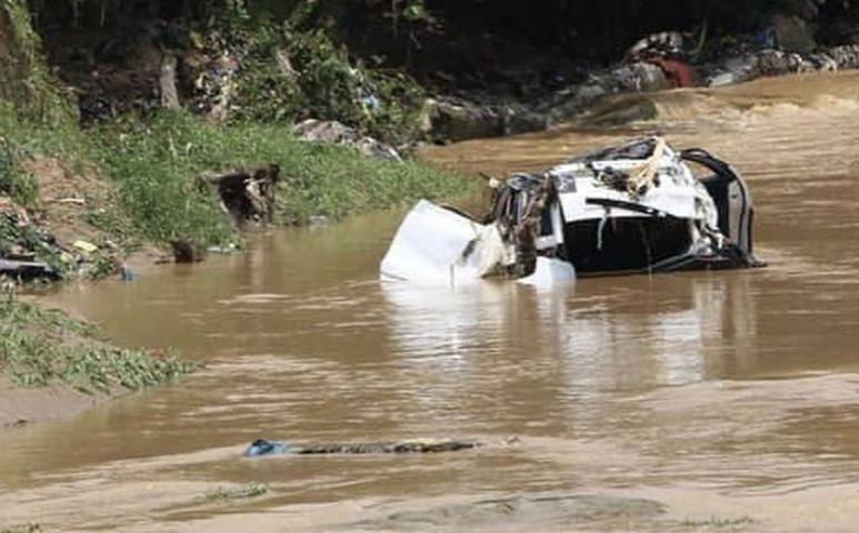 Súlyos áradás volt Abuja városában, Nigériában, és ez elkerülhető lett volna
