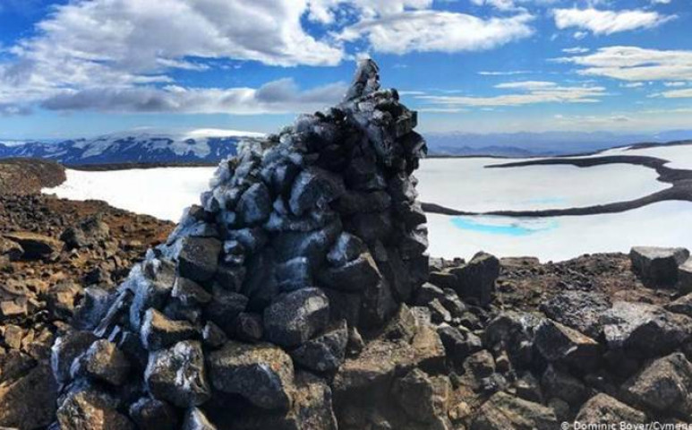 Izland vulkánja már csak pár lépésre van a kitöréstől