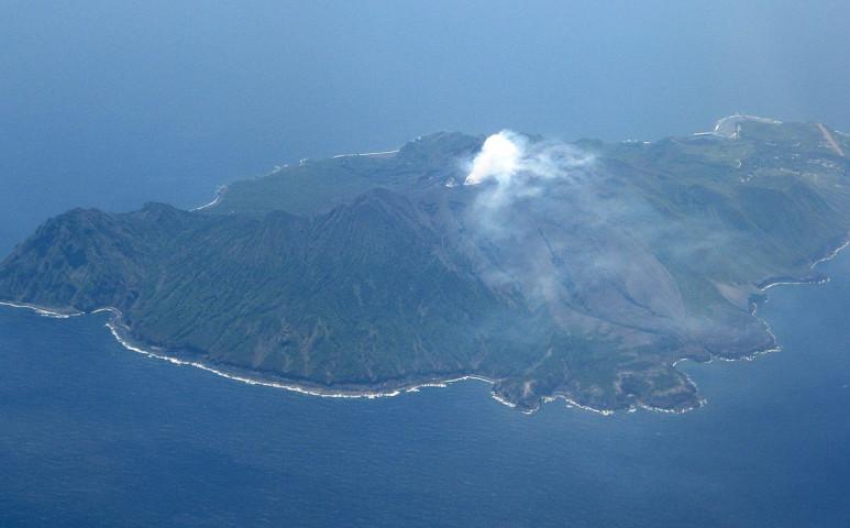 Japánban is kitört egy vulkán