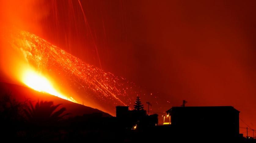 Durva robbanások és lenyűgöző lökéshullámok is kísérik a La Palma vulkánjának erősödő aktivitását
