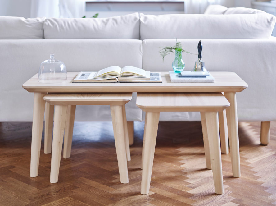 Csavarok nélküli IKEA bútorok - Ez a jövő!