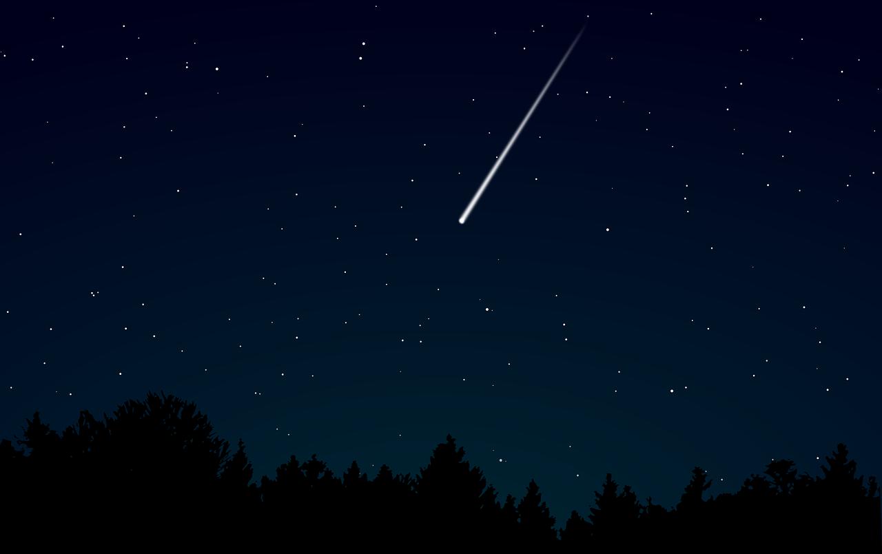 Szerda hajnalban csúcson az Orionidák meteorraj