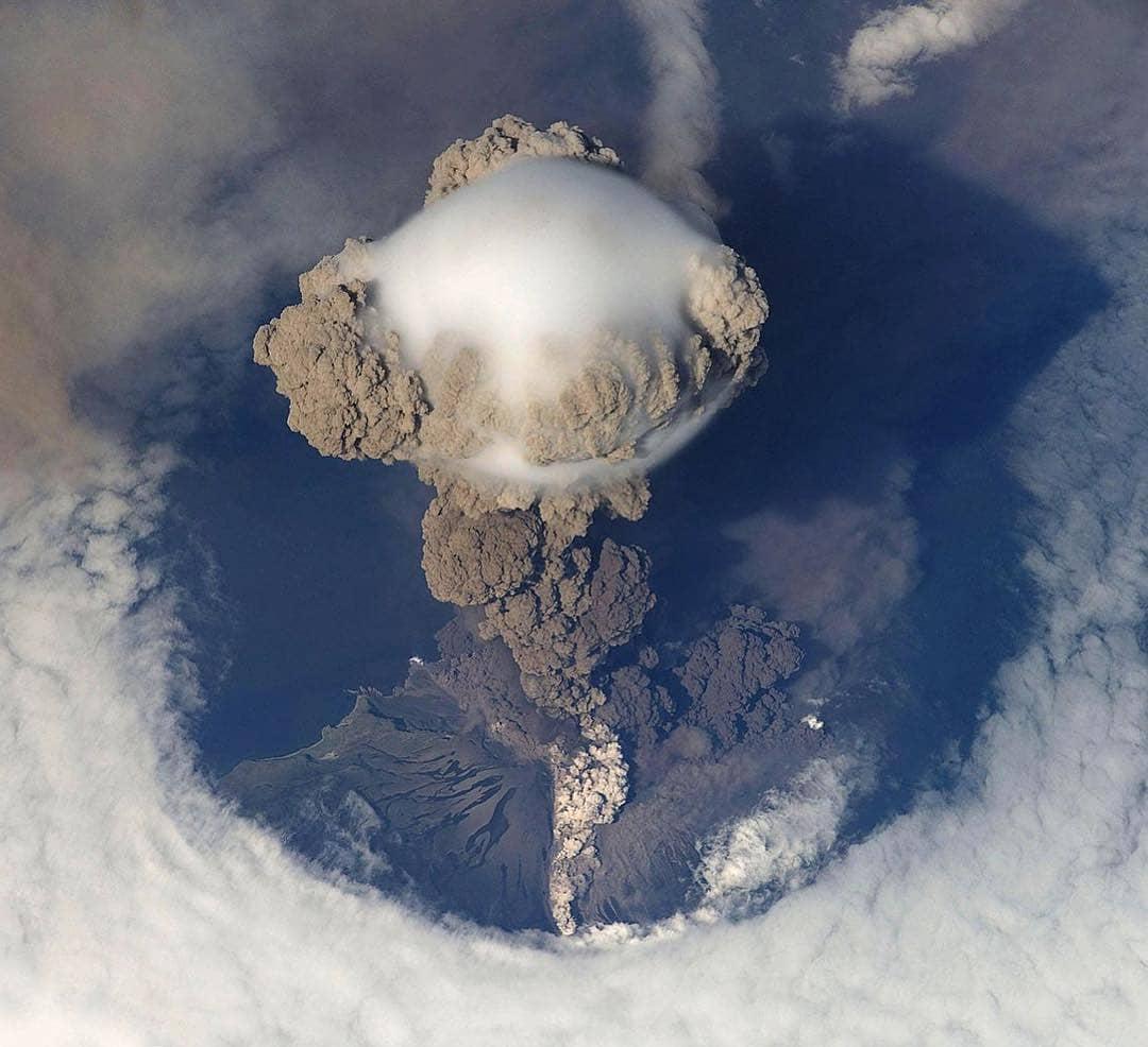 Kén-dioxid felhő -  mégsem halunk meg mind?