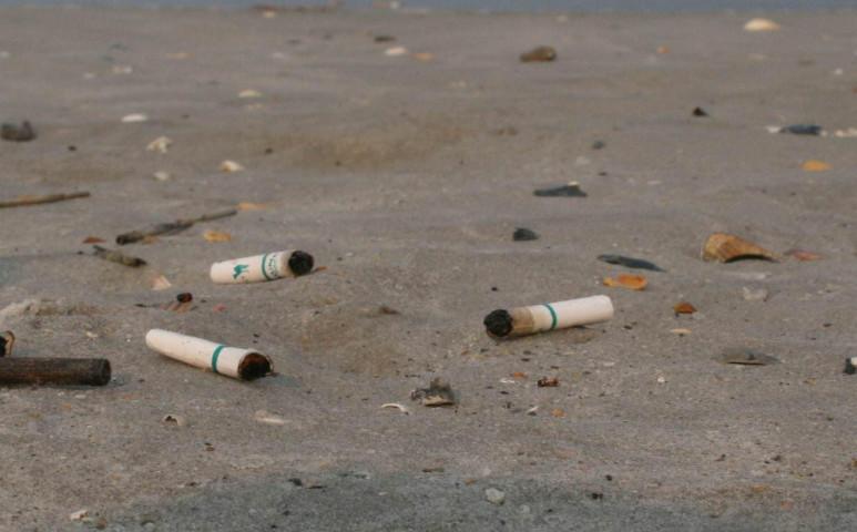 1 cigarettacsikk 1000 liter szennyezett víz!